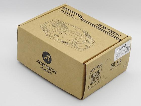 AC5000の梱包