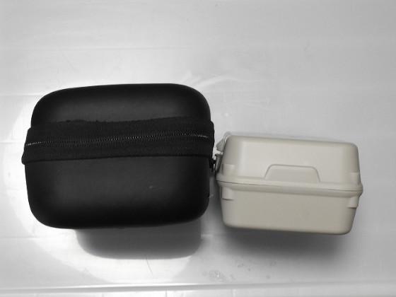 自作ケースと専用のケースST-3103の大きさを比較2